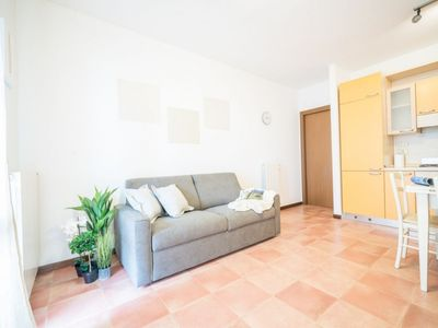 Photo for Bright Apartments Padenghe - Balze pool and Tennis