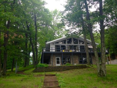 Photo for Clear Lake 4 Bedroom Home. Tomahawk, Wi