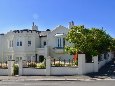 Photo for Outstanding 5 Bed, Grade 2 listed Victorian Gothic-style luxury Holiday Home.