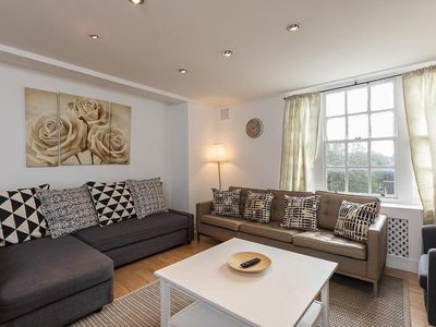 Photo for Big Apartment 4 Minutes Walk to Hyde Park & Oxford Street