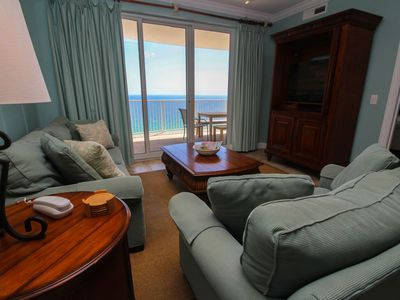 Rejuvenate in Refreshing Oceanfront Condo with Free Beach Service Chairs!