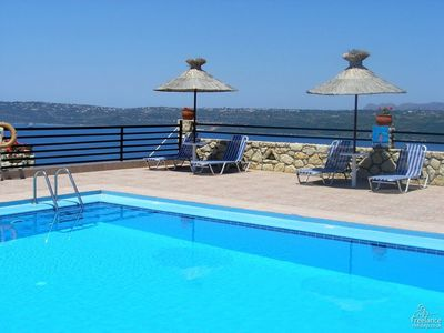 Photo for Aptera Apartment, Sleeps 4 with Air Con