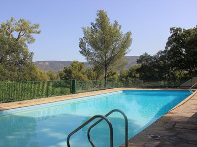 Photo for Beautiful T3 classified 4 **** completely renovated swimming pool & sea view