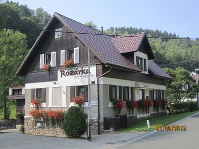 Photo for Holiday house Dolní Dvur for 1 - 20 persons with 8 bedrooms - Holiday home