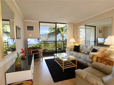 Photo for Kauhale Makai 506 - 1 Bedroom, Renovated, Ocean View, Pool