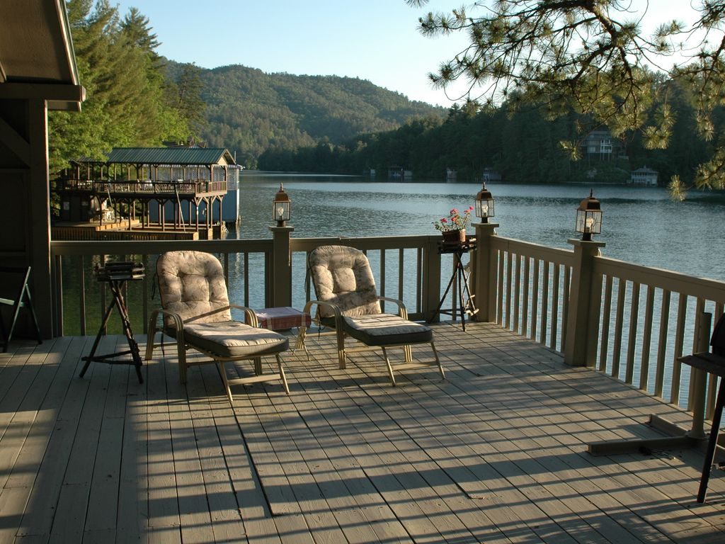 Lake House Right On The Water Vrbo