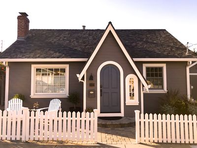 Photo for Peaceful, Quiet, Updated Cottage, Walk To Town & Beach