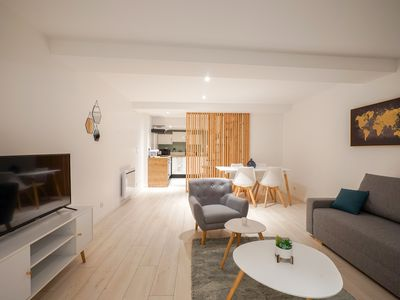 Photo for Modern flat in historic center