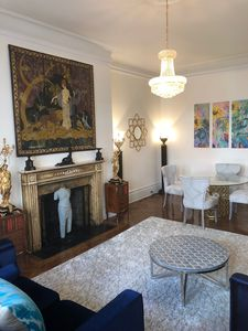 Photo for DECORATERS' ONE BEDROOM APT IN HISTORIC MANSION OFF FIFTH AVE