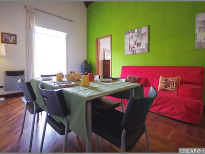 Photo for Lovely, Chic Apartment in the historic center of Palermo