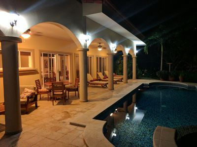 Photo for Maid/Cook/Sitter Ideal Family Vacation Private Luxury Home With Pool And Jacuzzi