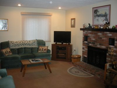 Photo for 3BR Condo Vacation Rental in No. Woodstock, New Hampshire
