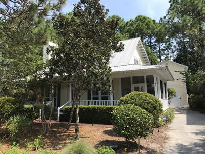 Photo for Seagrove Beach Cottage- The perfect beach getaway!