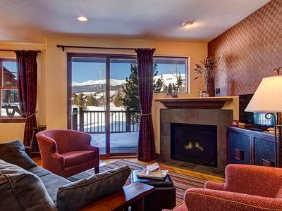Photo for Great Mtn Views, Hot Tub, Minutes from bike trails, golf & outdoor activites.