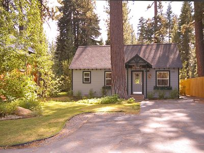 Photo for Tahoe Park Cottage