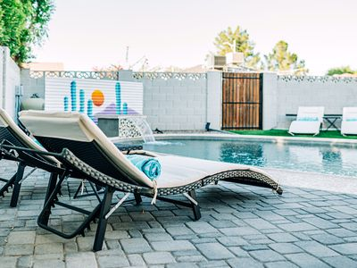Photo for #SuiteHomeScottsdale: Your SPRING TRAINING BASECAMP in Old Town, Scottsdale!