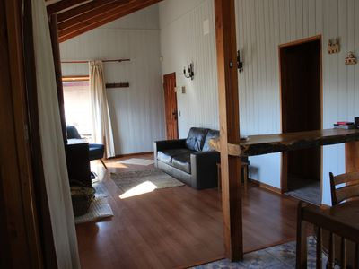 Photo for Beautiful and cozy vacation house with excellent location in Pucon, Chile.