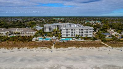 Photo for 2212 SeaCrest - 2nd Floor, 3 bedroom, Oceanviews and more.  Beautiful!!!