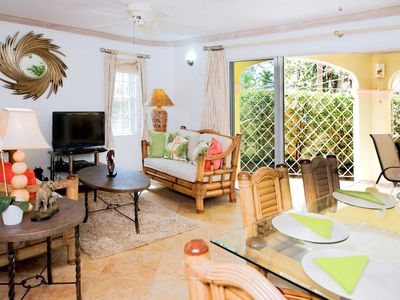 Photo for Casual Condo in St. Lawrence Gap - Terraces 104