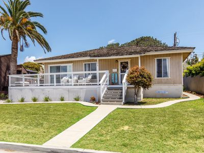 Photo for Charismatic 3 Bedroom, 2 Bath, Del Mar Cottage With Mesmerizing Ocean Views