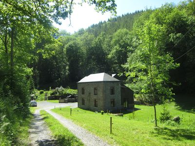 Photo for Cozy Chalet in Bohan near Forest