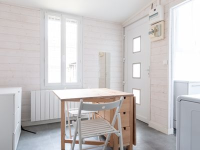 Photo for HostnFly apartments - Charming bright studio at the gates of Paris
