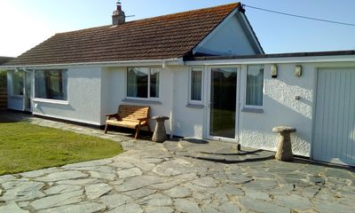 Photo for Family Holiday Bungalow 5 minutes walking distance from the Beach and Golf Club