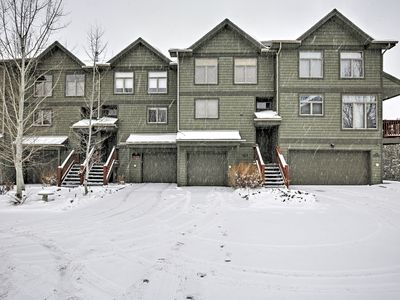 Photo for Spacious 4BR Frisco Townhouse w/Hot Tub &Fireplace