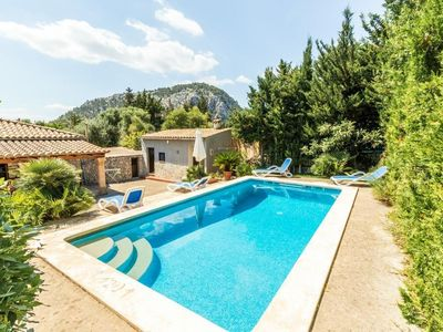 Photo for Holiday house Pollença for 1 - 4 persons with 2 bedrooms - Holiday house