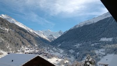 Photo for Saint Jean / Grimentz, Apartment 2 bedrooms, Valais, Anniviers, magic pass