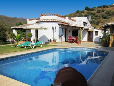 Photo for Holiday house Frigiliana for 6 - 7 persons with 3 bedrooms - Farmhouse