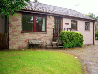 Photo for 3BR Bungalow Vacation Rental in Grantown on Spey