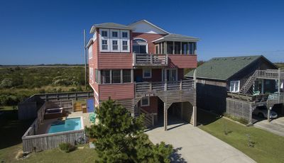 Photo for Sunset Hideaway 4 Bedroom Home in South Nags Head