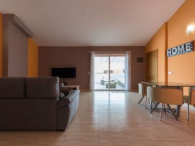 Photo for Luxury 3 Bedroom Penthouse in Telde with terrace, WIFI, PS4, for 10 guests
