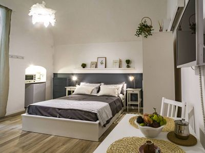 Photo for Suite Nunzia, 150m from main square of Monopoli, 500m from the beach