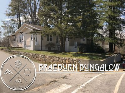 Photo for Intro Pricing - Braeburn Bungalow - Historic & Walk to Downtown Hendersonville