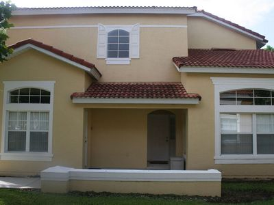 Photo for Paradise Townhome in Emerald Island Resort. 5 mins from Disney!