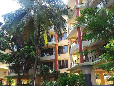 Photo for 1 BHK furnished apartment near Palolem Beach