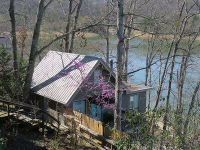 Photo for Quaint Cottage on Cherokee Lake in Beautiful East Tennessee