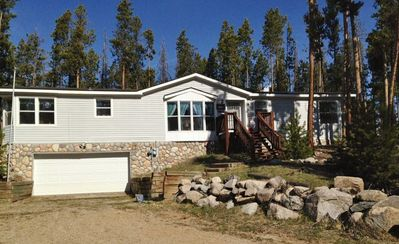 Photo for PET FRIENDLY HOME CLOSE TO TRAILS AND TOWN! SLEEPS 6! LOTS OF PARKING!