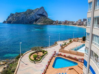Photo for Angel - holiday apartment in peaceful surroundings in Calpe