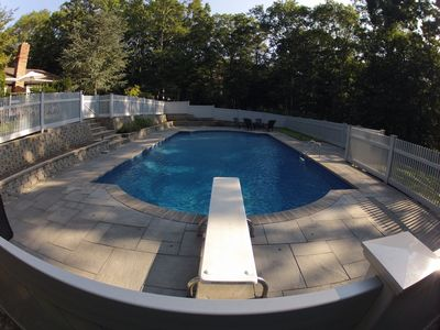 HIDDEN GEM AVAILABLE FOR AUGUST TO LD 2019! NEW SWIMMING POOL AND CENTRAL  AIR!! - Southampton