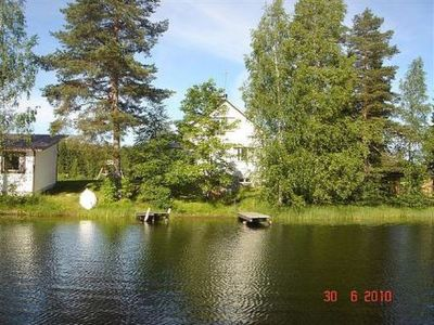 Photo for Vacation home Tarvas in Parikkala - 8 persons, 3 bedrooms