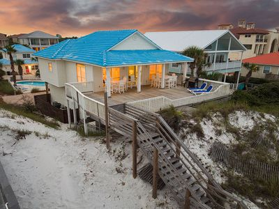 Sandtrap by the Sea - Beachfront Vacation Rental in Miramar Beach