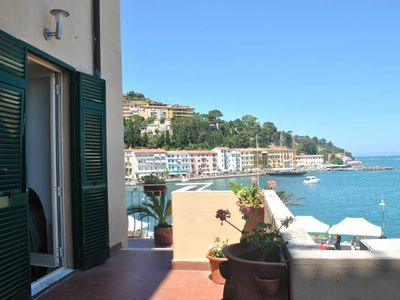 Photo for 3BR Apartment Vacation Rental in Porto Santo Stefano