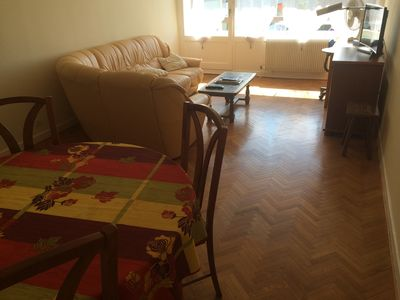 Photo for Spacious and quiet apartment near the lake