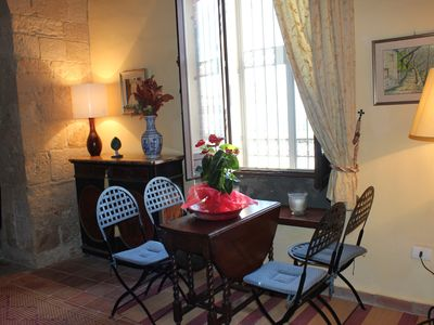 Photo for On the seafront of Ortigia a few meters from the solarium equipped with Wi fi