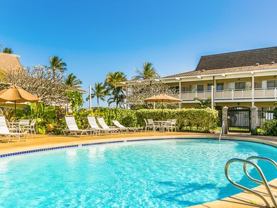 Photo for Plantation Hale H1 Newly Upgraded, great value on the Royal Coconut Coast!