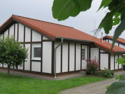 Photo for Cottage Kogge - for 5 persons Pets allowed - Cottage Kogge in the holiday village Altes Land