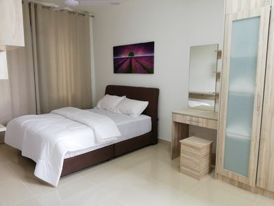 Photo for Aisaac Guesthouse 3 Bedrooms Near i-City FREE Wifi